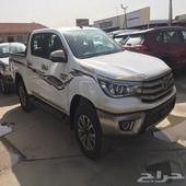 تويوتا هايلكس غمارتين دبل ديزل توماتيك 2020سعودي
