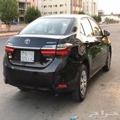 كورولا 2017 نظيفة 2017 Toyota corolla