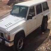 جيب - السيارة نيسان - مكينه 430لكزز شغل بدر الحمد مكيف