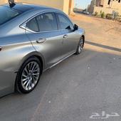 لكزس 2019 es 350 سعودي