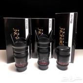 عدسات ل كاميرا كانون Canon lens