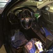 سيارة مازدا 3 موديل 2012