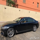 BMW 730 m kit نظيفه جدا