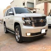 تاهو LTZ دبل 2015 نظيف جدا  سعودي للبيع