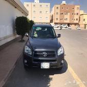 الرياض - السيارة  تويوتا - راف