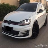 جولف 2014 GTl فل كامل سعودي نظيف