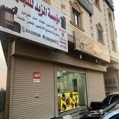 ثلاث محلات للايجارفي الدائري الثاني امام جمعية حياة الخيرية