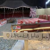 مخيم للايجار ب700