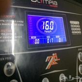 سير  كهربائي يحمل وزن 120 كيلو ودراجة سيكل ثابت يحمل130