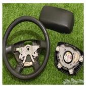 دركسون طارة وايرباج سيارة همر h3 للبيع hummer airbag