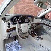مرسيدس اس 550 موديل 2015