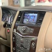 شاشة باترول 2020-2010 شكل الفل Carplay