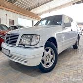 مرسيدس s500 1997