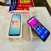 جوال هواوي Y5 2019 للبيع (شبه جديد)