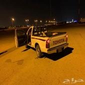 هايلوكس 2014 غمارة الرياض