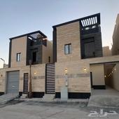 فيلا فله للبيع حي النرجس العارض شمال الرياض