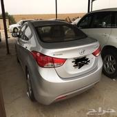 هيونداي النترا موديل 2013 للبيع في جدة
