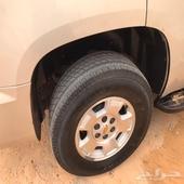 تاهو دبل 2011 ماشي 350 الف شرط سعودي