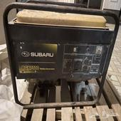 للبيع ماطور بنزين روبن سوبارو ياباني الصنع حجم 7500