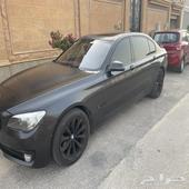 BMW 2015 740li