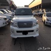 لاندكروز vxr سعودي 2014