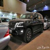 باترول تيتانيوم6سرندل سعودي2020لوحات صادره السعر شامل النقل