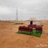 مخيم للايجار بالثمامة