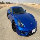 بورشه كايمن Porsche Cayman