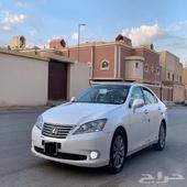 لكزس 2010 ES350فل كامل سعودي