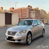 لكزس 2010 LS460 فل كامل سعودي