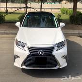 لكزس ES 350 2017 فل كامل سعودي .