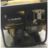 للبيع ماطور كهرباء سوبارو ياباني أصلي