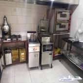 مطعم للتقبيل في حي النسيم