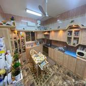 مطبخ نظيف جدا تقريبا 14 متر
