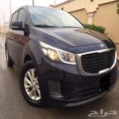 كيا كارنيفال 2018 V6 العداد 70 الف سعودي