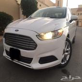 فورد فيوجن 2014 سعودي العداد 205 نظيف