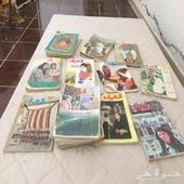 مجلات قديمه
