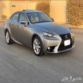 لكزس 2015 250 lS نص فل سعودي