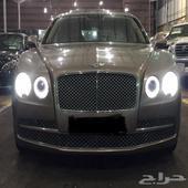 بنتلي فلاينج سبير 2015 مولنير W12 العداد 36 سعودي