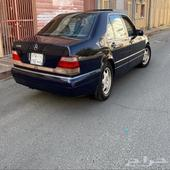 سيارة مرسيدس موديل 97