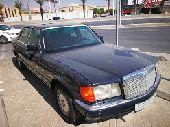 مرسيدس 560 موديل 1990