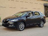 مازدا CX9 فل كامل 2015 بحالة الوكاله