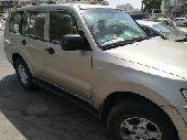 سياره ميتسوبيشي باجيرو 2007