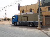 نقل أثاث وبضائع لجميع مدن المملكه