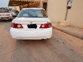 القصيم - سيارة ستي هوندا 2008