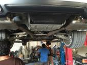 BMW 750  مخزن