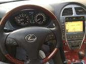 للبيع لكزس ES350 سعودي 2008