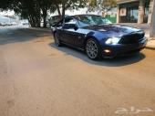 موستنج GT 2010 قير عادي ماشي 100الف