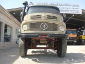 للنخبة فقط شاحنة مرسيدس بوز موديل 1984