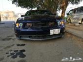 موستنج GT قير عادي لون كحلي 2010